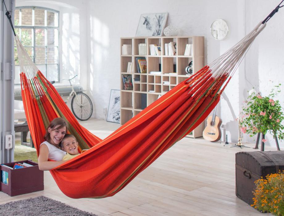la siesta familien bio h ngematte flora chilli. Black Bedroom Furniture Sets. Home Design Ideas