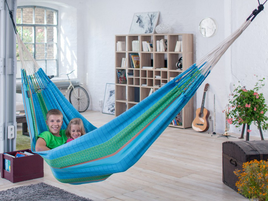 la siesta familien bio h ngematte flora cura ao baumwolle maman et bebe. Black Bedroom Furniture Sets. Home Design Ideas