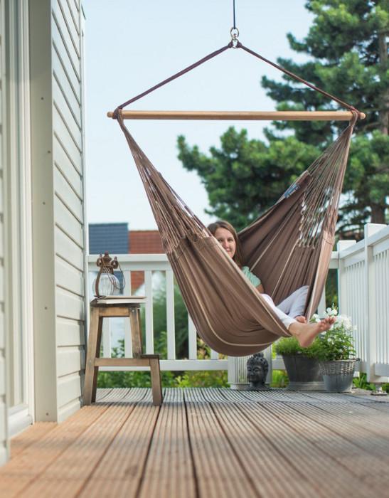 la siesta h ngestuhl habana lounger baumwolle bio. Black Bedroom Furniture Sets. Home Design Ideas