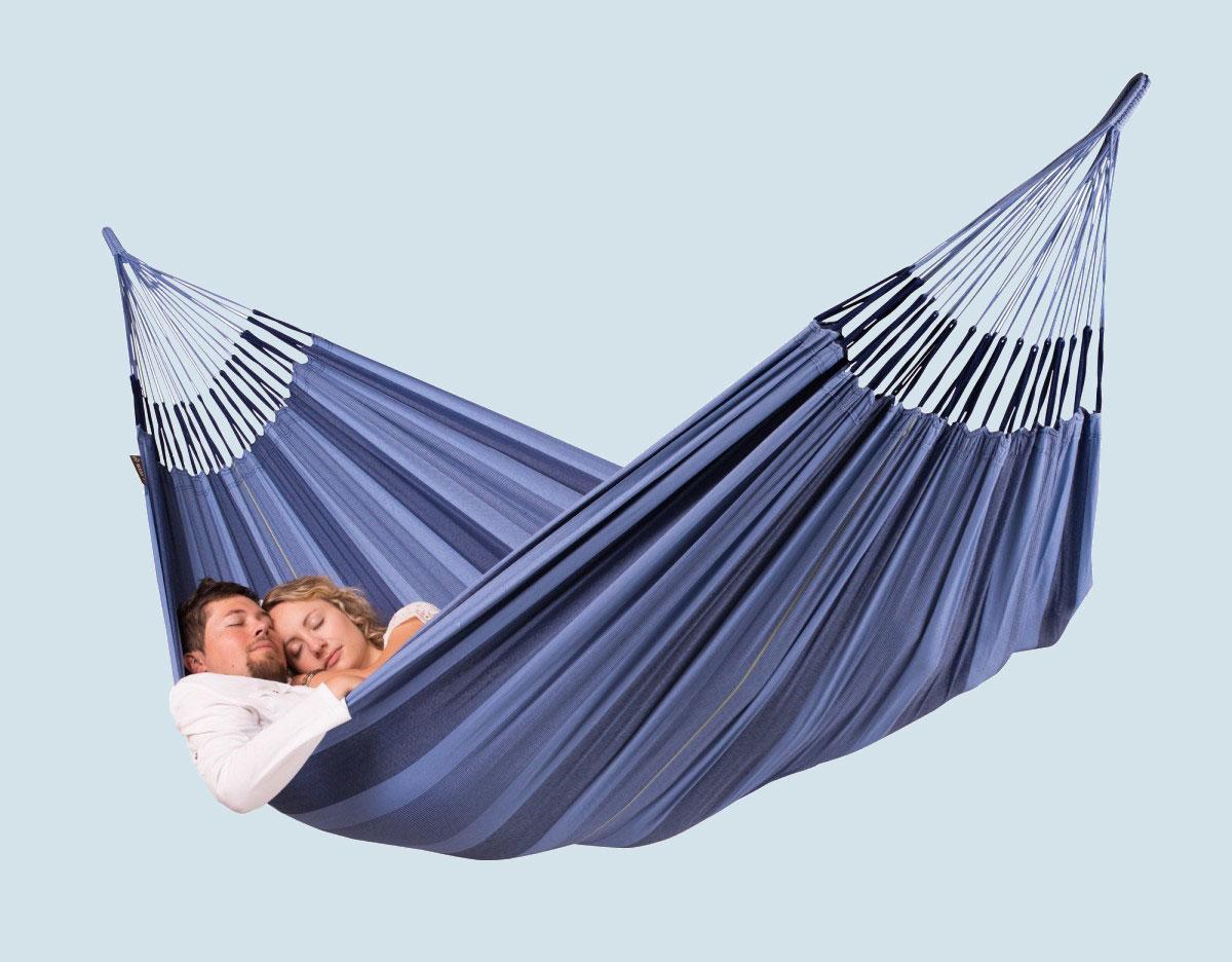 la siesta outdoor doppel h ngematte aventura river. Black Bedroom Furniture Sets. Home Design Ideas