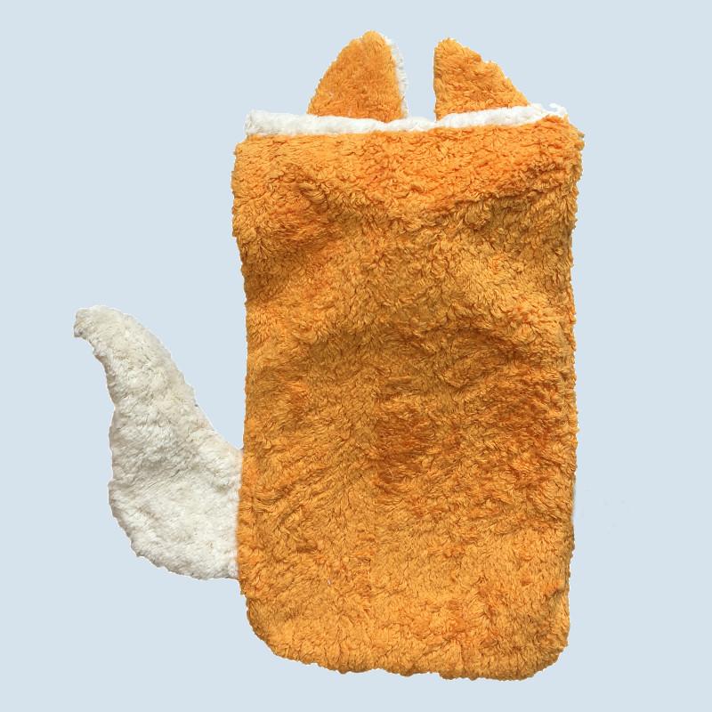 43de8a4c41 Pat & Patty Wärmflasche für Kinder - Fuchs - Baumwolle, Bio Qualität ...