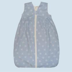 lana babyschlafsack blau pl sch 120 cm baumwolle bio qualit t. Black Bedroom Furniture Sets. Home Design Ideas
