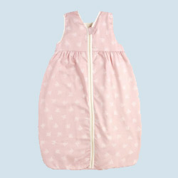 lana baby schlafsack baumwolle bio qualit t pl sch rosa 120 cm. Black Bedroom Furniture Sets. Home Design Ideas