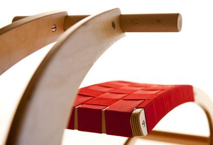 sirch sibis design schaukelpferd olga aus holz maman. Black Bedroom Furniture Sets. Home Design Ideas