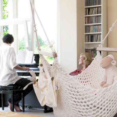 traumschwinger babyschwinger set mira art maman et bebe. Black Bedroom Furniture Sets. Home Design Ideas