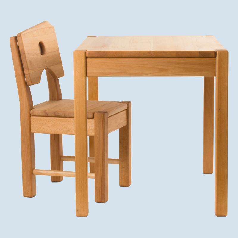 Lammetal - Stuhl für Kinderzimmer, Kinderstuhl - Holz | maman et bebe