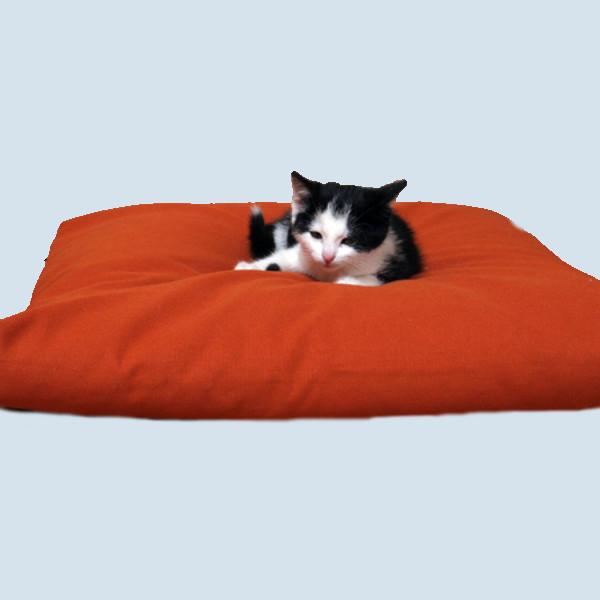 mudis tierkissen katzenbett baumwolle bio m weinrot. Black Bedroom Furniture Sets. Home Design Ideas