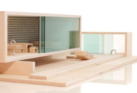 sirch zubeh r pool und gel nde f r puppenhaus villa aus holz. Black Bedroom Furniture Sets. Home Design Ideas