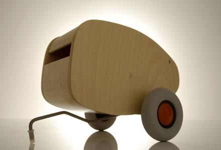 sirch sibis anh nger lorette f r kinderfahrzeug max und. Black Bedroom Furniture Sets. Home Design Ideas