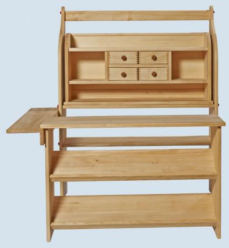 gl cksk fer kaufladen f r kinder aus lindenholz 3 teilig. Black Bedroom Furniture Sets. Home Design Ideas