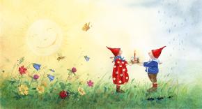 Kinderbuch - Pippa und Pelle feiern Geburtstag - Urachhaus