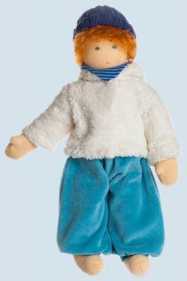 Nanchen Doll - Julian - organic cotton, eco