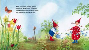 Kinderbuch - Pippa und Pelle im Garten - Urachhaus