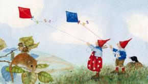 Kinderbuch - Pippa und Pelle im Brausewind - Urachhaus