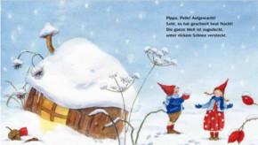 Kinderbuch - Pippa und Pelle im Schnee - Urachhaus