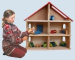 Schöllner - Puppenhaus, Puppenstube, Holz