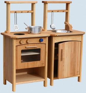 Schoellner - wooden playing kitchen for kids - Premium