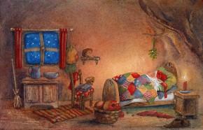 Kinderbuch - Ole Winterwicht - Urachhaus