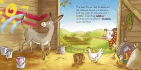 Kinderbuch - Ida hilft dem Osterhasen - Magellan