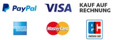 PayPal Plus (PayPal, Kauf auf Rechnung, Lastschrift, Kreditkarte)